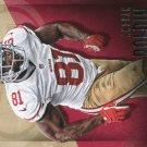 2014 Prestige Football Card #188 Anquan Boldin