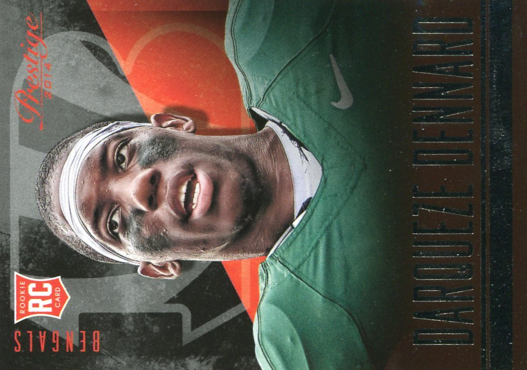 2014 Prestige Football Card #225 Darqueze Dennard