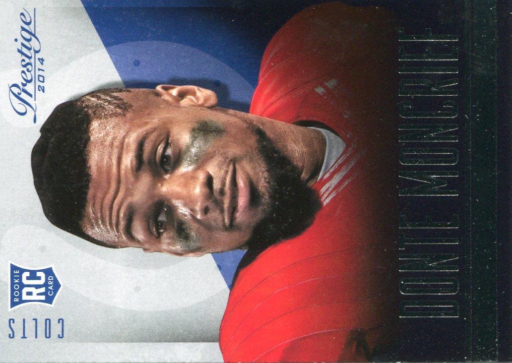 2014 Prestige Football Card #233 Donte Moncrief