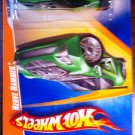 2009 Hot Wheels #60 Nerve Hammer