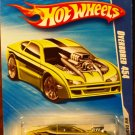 2009 Hot Wheels #106 Overbored 454 GREEN