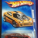 2009 Hot Wheels #106 Overbored 454 COPPER