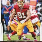 2016 Score Football Card #329 Ryan Kerrigan