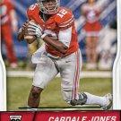 2016 Score Football Card #336 Cardale Jones