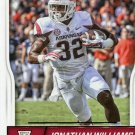 2016 Score Football Card #353 Jonathan Williams