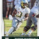 2016 Score Football Card #380 Byron Marshall