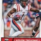 2016 Score Football Card #361 Laquan Treadwell