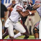 2016 Score Football Card #371 Braxton Miller