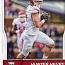 2016 Score Football Card #382 Hunter Henry