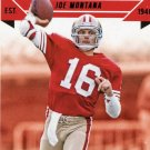 2015 Score Football Card All Time Franchise #3 Joe Montana