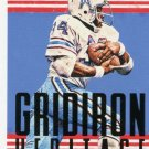 2015 Score Football Card Gridiron Heritage #1 Earl Campbell