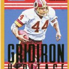 2015 Score Football Card Gridiron Heritage Gold #4 John Riggins