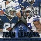 2015 Score Football Card Team Leaders #5 Dallas Cowboys