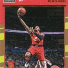 2016 Donruss Basketball Card #37 Kent Bazemore