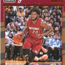 2016 Donruss Basketball Card #39 Justise Winslow