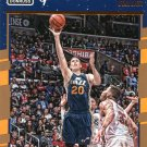 2016 Donruss Basketball Card #52 Gordon Hayward