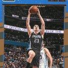 2016 Donruss Basketball Card #69 Mario Hezonja