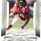 2009 Playoff Prestige Football Card #5 Roddy White