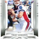 2009 Playoff Prestige Football Card #10 Trent Edwards