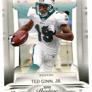 2009 Playoff Prestige Football Card #53 Ted Ginn Jr