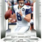 2009 Playoff Prestige Football Card #85 Matt Hasselbeck