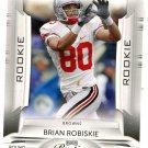 2009 Playoff Prestige Football Card #116 Brian Robiskie
