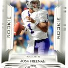 2009 Playoff Prestige Football Card #158 Josh Freeman