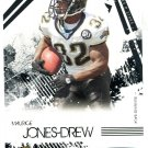 2009 Rookies & Stars Football Card #28 Maurice Jones-Drew