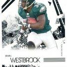 2009 Rookies & Stars Football Card #73 Brian Westbrook