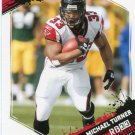 2009 Score Football Card #17 Michael Turner