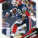 2009 Score Football Card #33 Leddis McKelvin