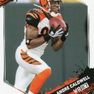 2009 Score Football Card #56 Andre Caldwell