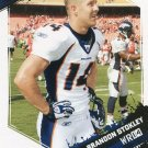 2009 Score Football Card #85 Brandon Stokley