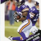 2009 Score Football Card #164 Chester Taylor