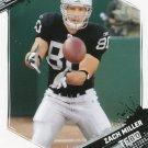 2009 Score Football Card #218 Zach Miller
