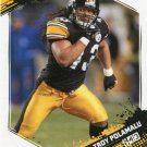 2009 Score Football Card #232 Troy Polamalu