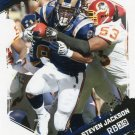 2009 Score Football Card #270 Steven Jackson