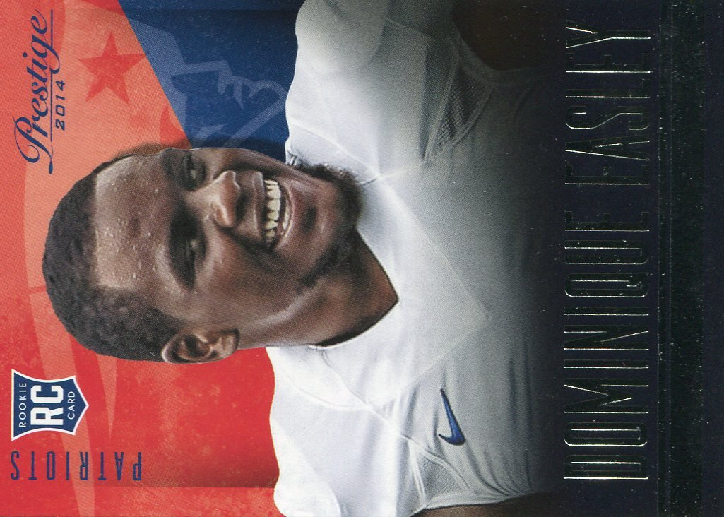 2014 Prestige Football Card #285 Dominique Easley