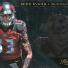 2014 Prestige Football Card Draft Picks #11 Mike Evans