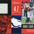 2014 Prestige Football Card Rookie League Leaders #9 Monte Ball