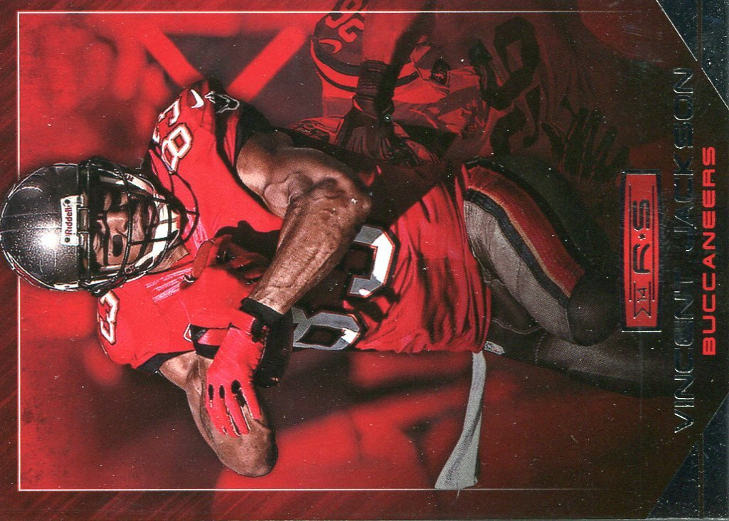 2014 Rookies & Stars Football Card #22 Vincent Jackson
