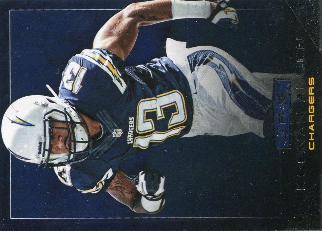 2014 Rookies & Stars Football Card #25 Keenan Allen