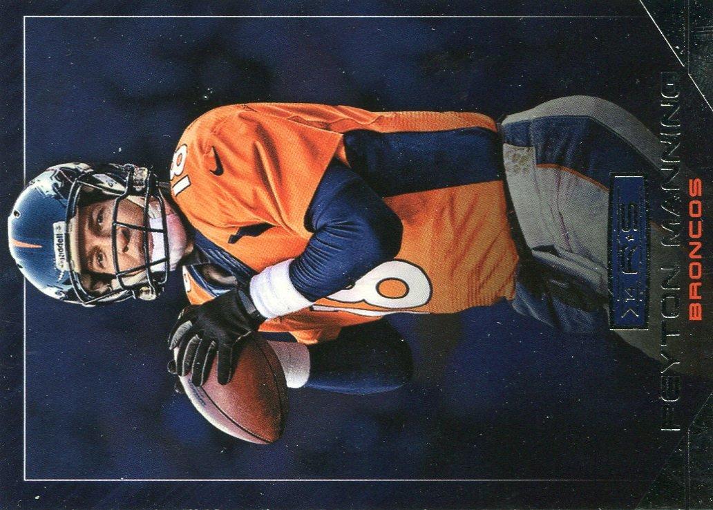 2014 Rookies & Stars Football Card #14 Peyton Manning
