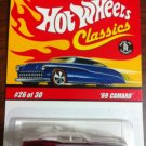2007 Hot Wheels Classic Series 3 #26 69 Camaro RED