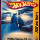 2008 Hot Wheels #4 Ratbomb Silver