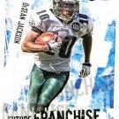 2009 Score Football Card Future Franchise #7 DeSean Jackson