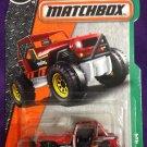 2017 Matchbox #105 MBX 4 x 4