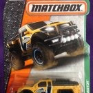 2017 Matchbox #123 Questor YELLOW