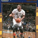 2016 Donruss Basketball Card #96 Thaddeus Young