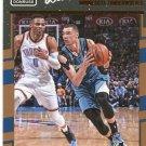 2016 Donruss Basketball Card #126 Zach LaVine